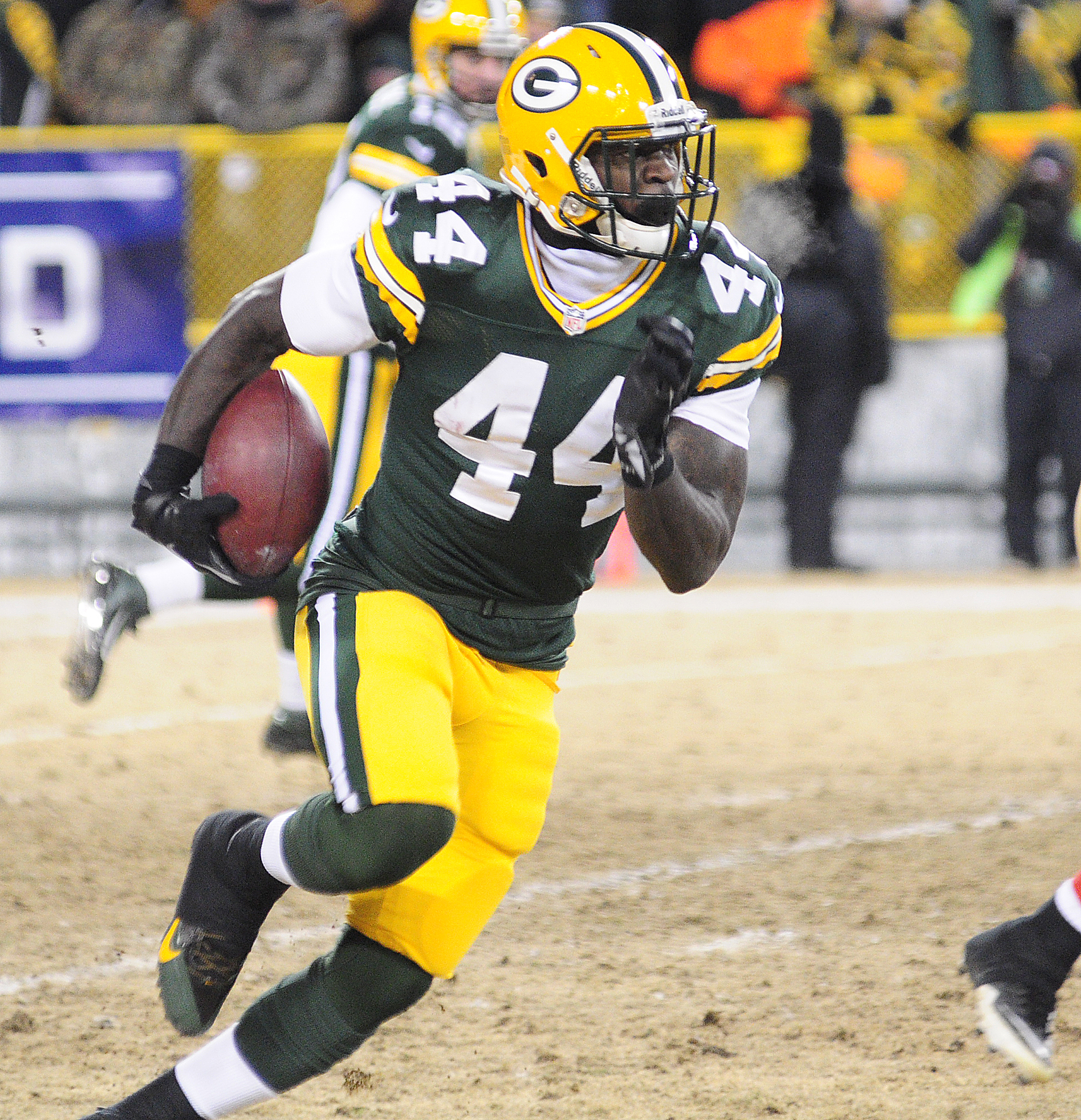James Starks has fallen off the free agent board
