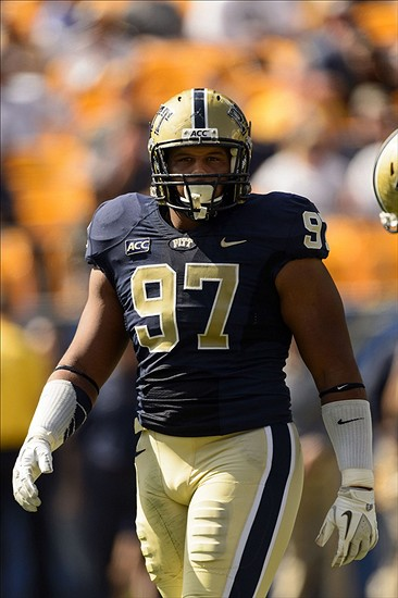 Nfl Draft Q A With Pittsburgh Defensive Lineman Aaron Donald