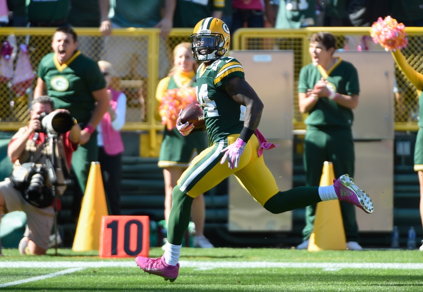 Here S A Look At The Green Bay Packers Rookies Of 2015