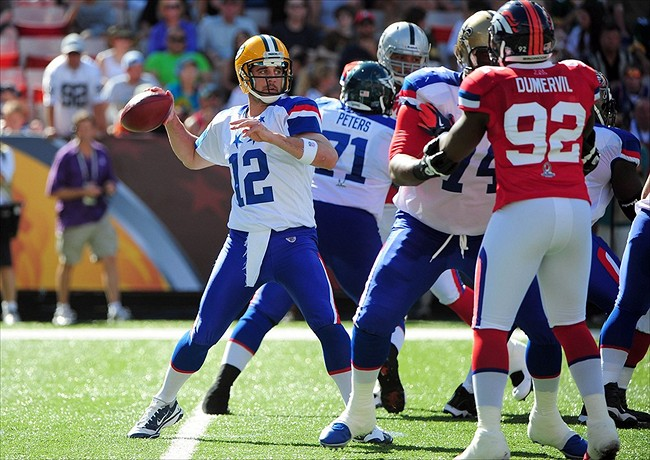 separation shoes 13943 3e3dc Aaron Rodgers: Top 5 Career Accomplishments - Page 3