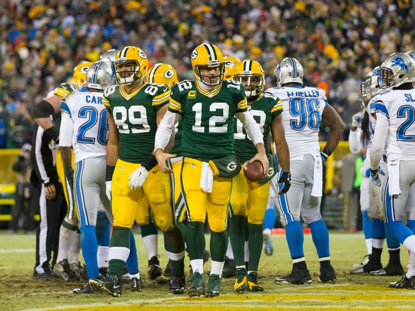 The Green Bay Packers host the Detroit Lions this week 0d941155e