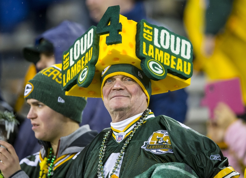 6738668ec Green Bay Packers fans can learn something from Vikings fans