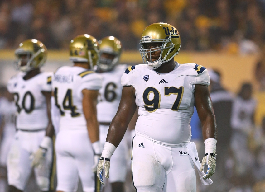 buy online 9ed92 ba0e8 Packers 2016 Draft: Interview with first-round pick Kenny Clark