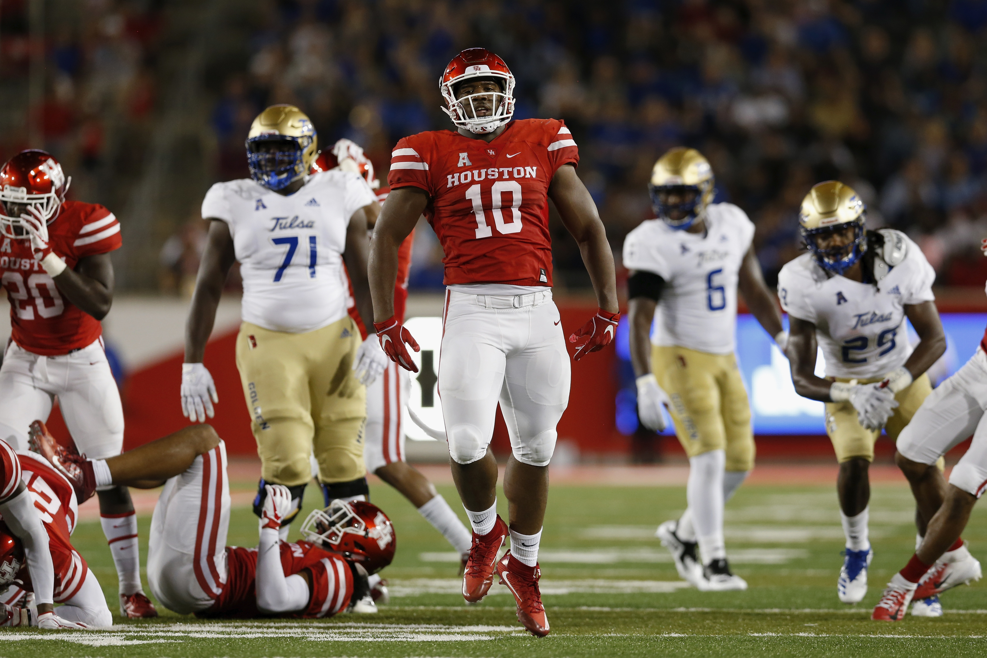 Green Bay Packers 2019 Draft Profile Dt Ed Oliver