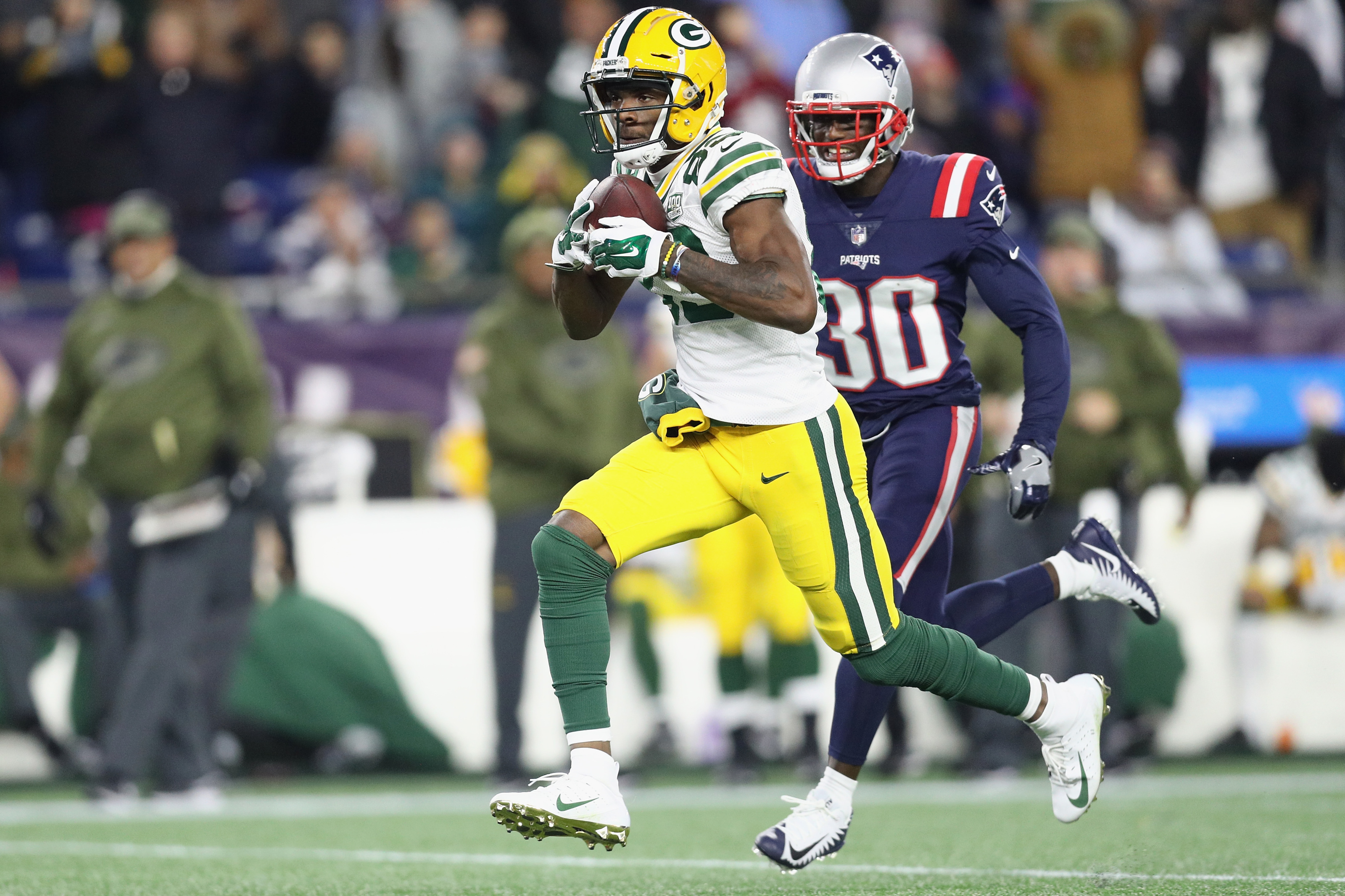 Packers Re Predicting Wide Receiver Depth Chart For 2019