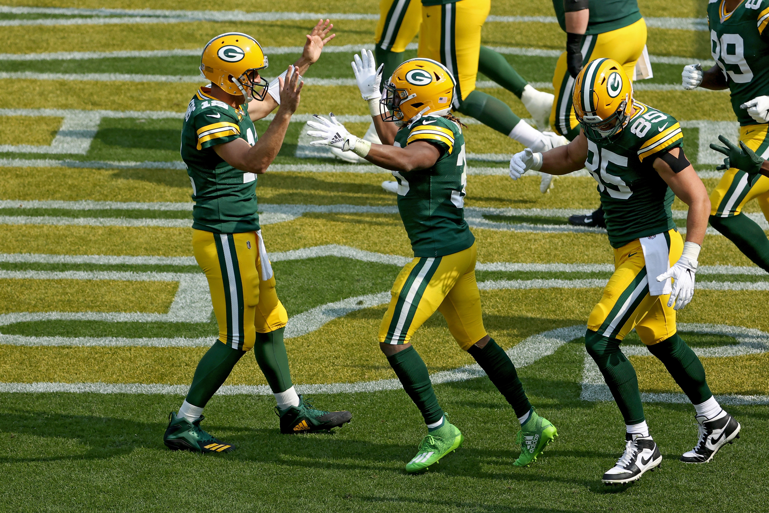 Packers Five Standout Performances From Week 2 Win Vs Lions