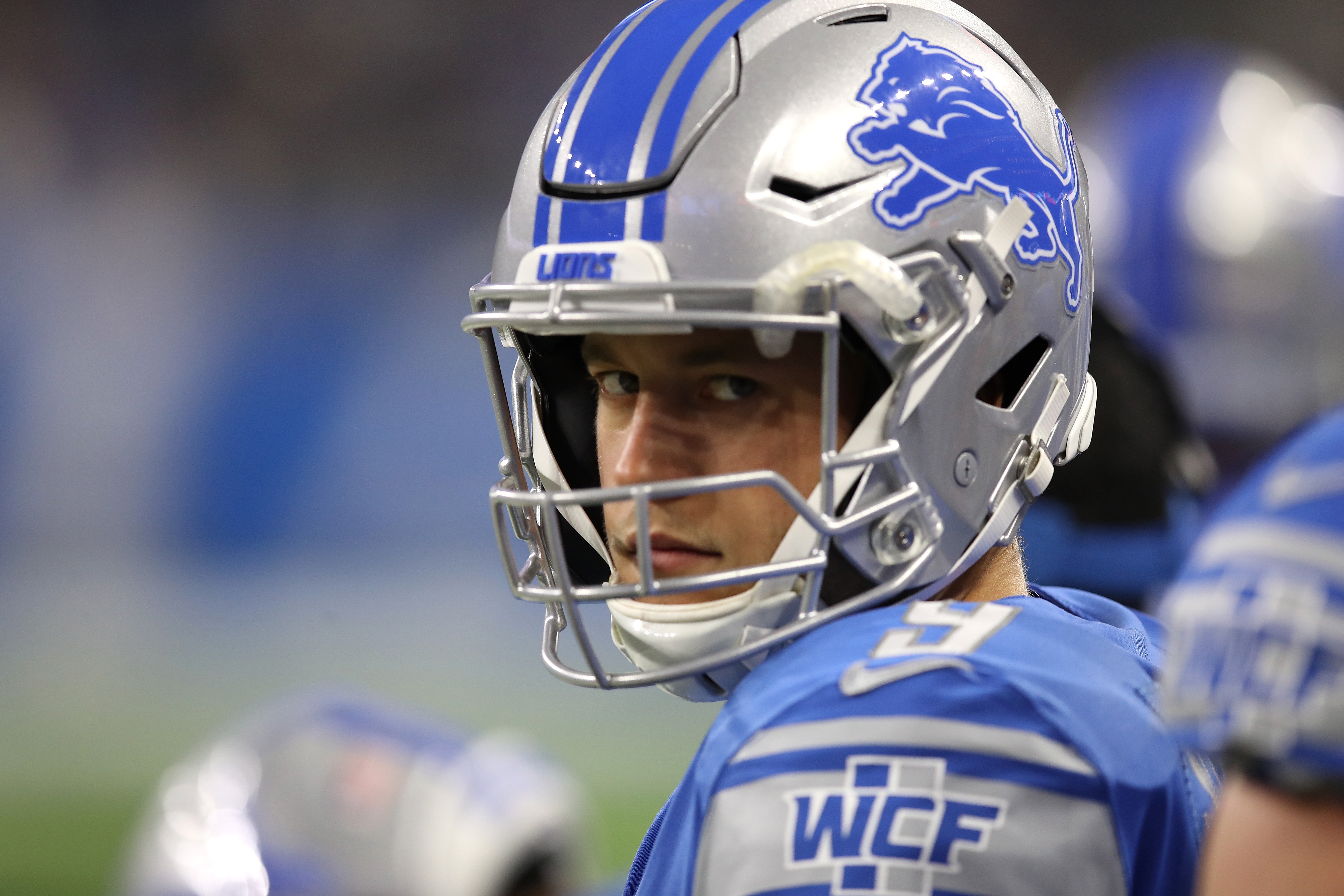 Aaron Rodgers is biggest beneficiary of Matthew Stafford contract