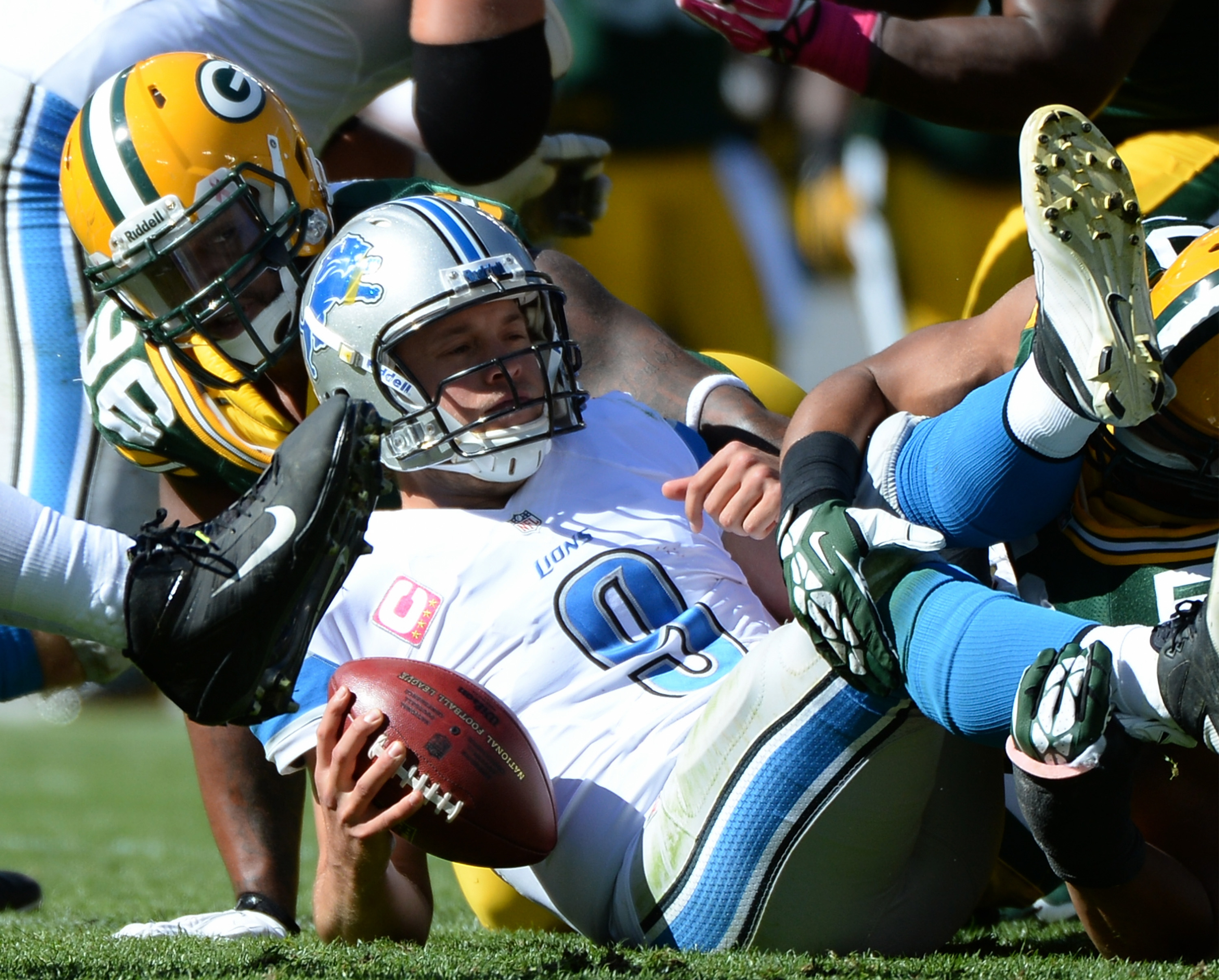 lions vs packers - photo #13