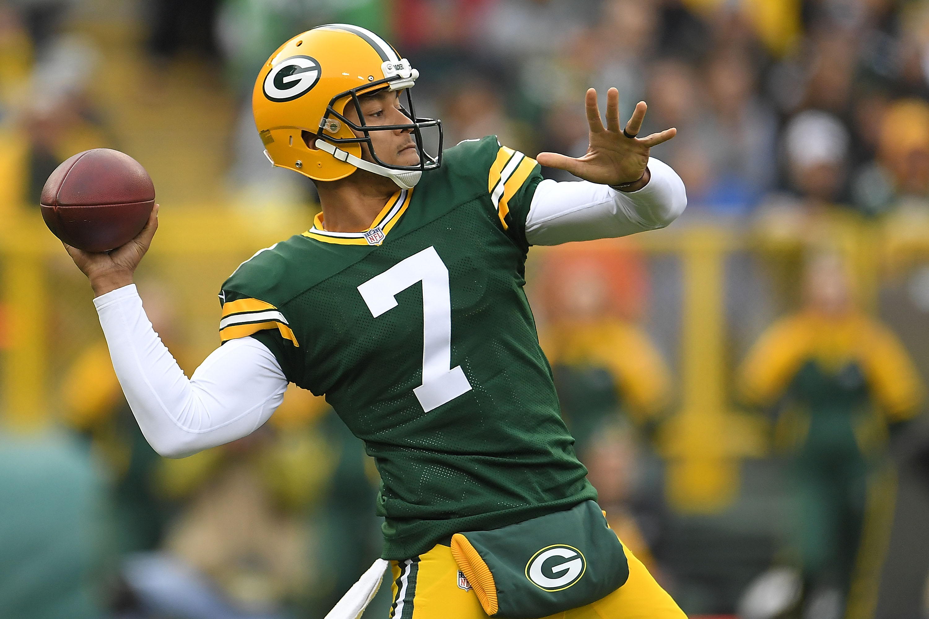 Packers Place King On IR