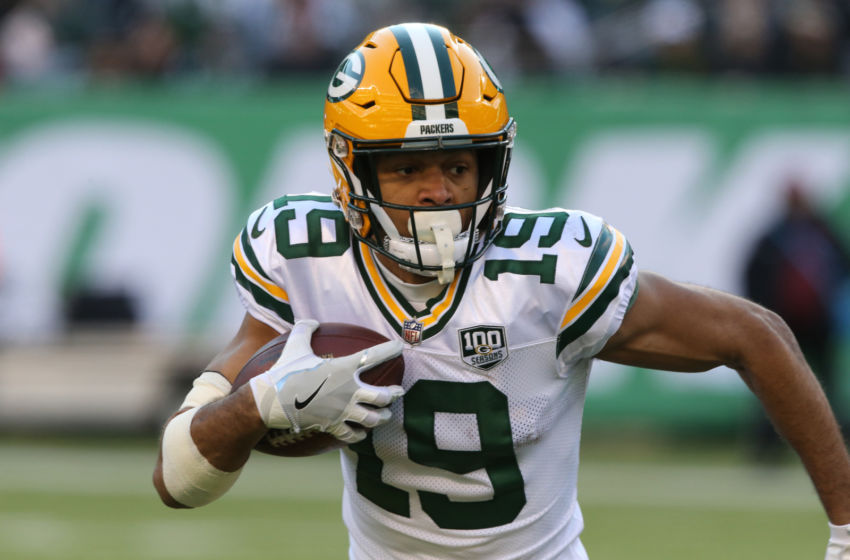 Packers Equanimeous St Brown Set For Breakout Year In 2020