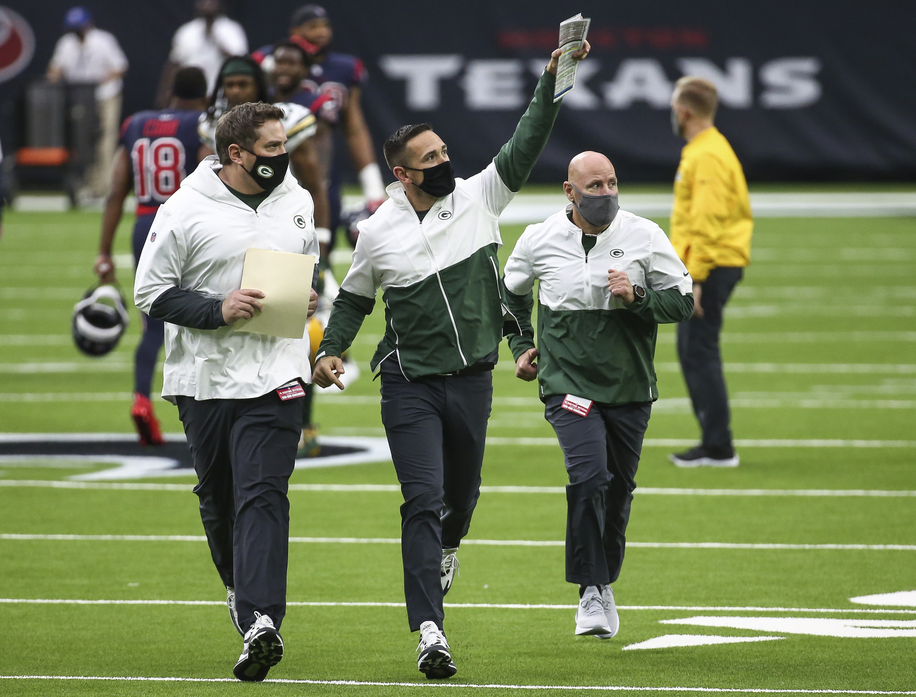 Packers: Matt LaFleur should be in Coach of the Year running