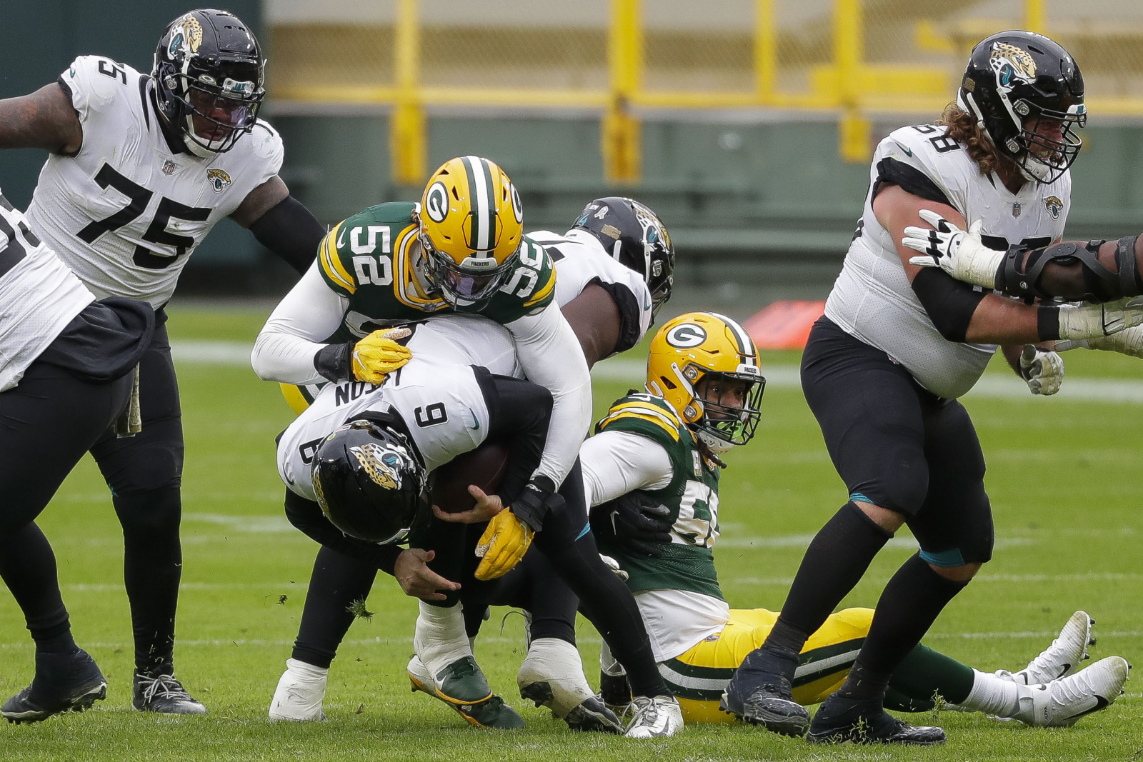 Packers pass rush could be set for big game vs. Eagles