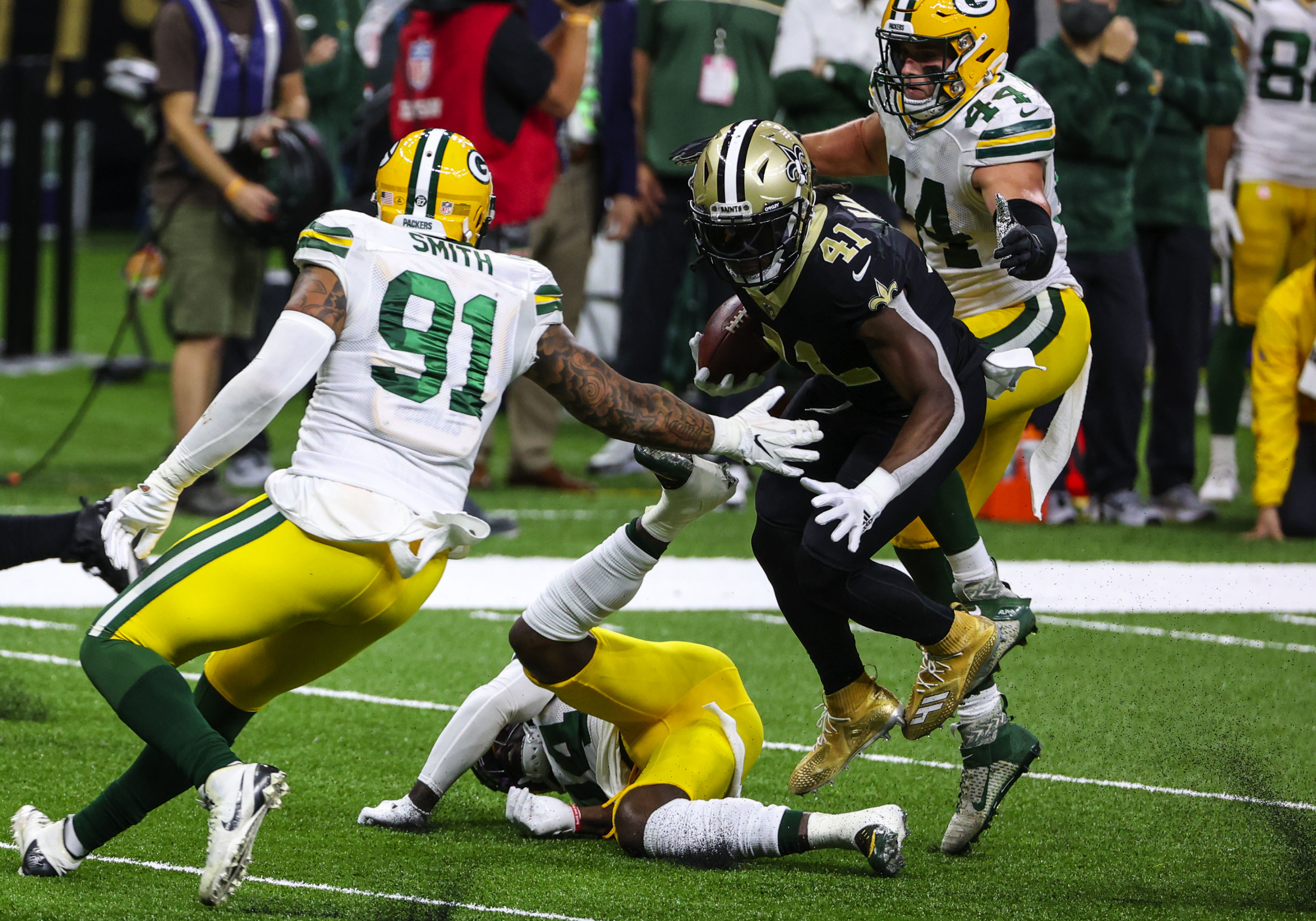 5 things Packers should prepare for against the Saints