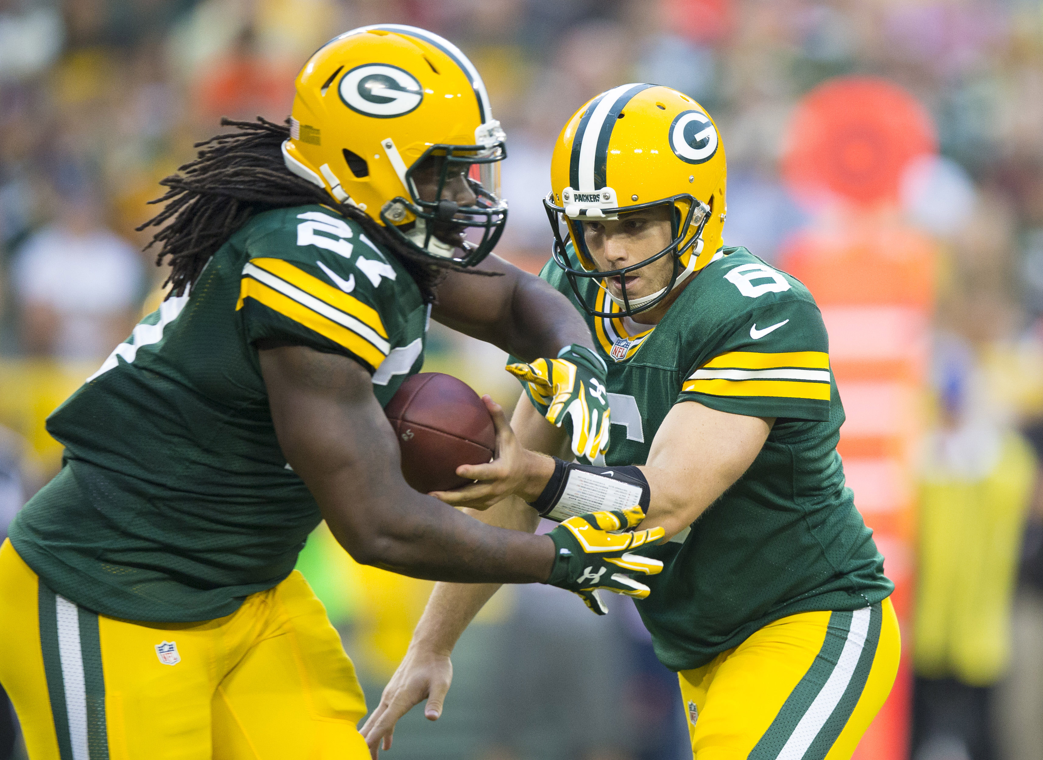 Eddie Lacy: Green Bay Packers need to provide 'prove-it' deal