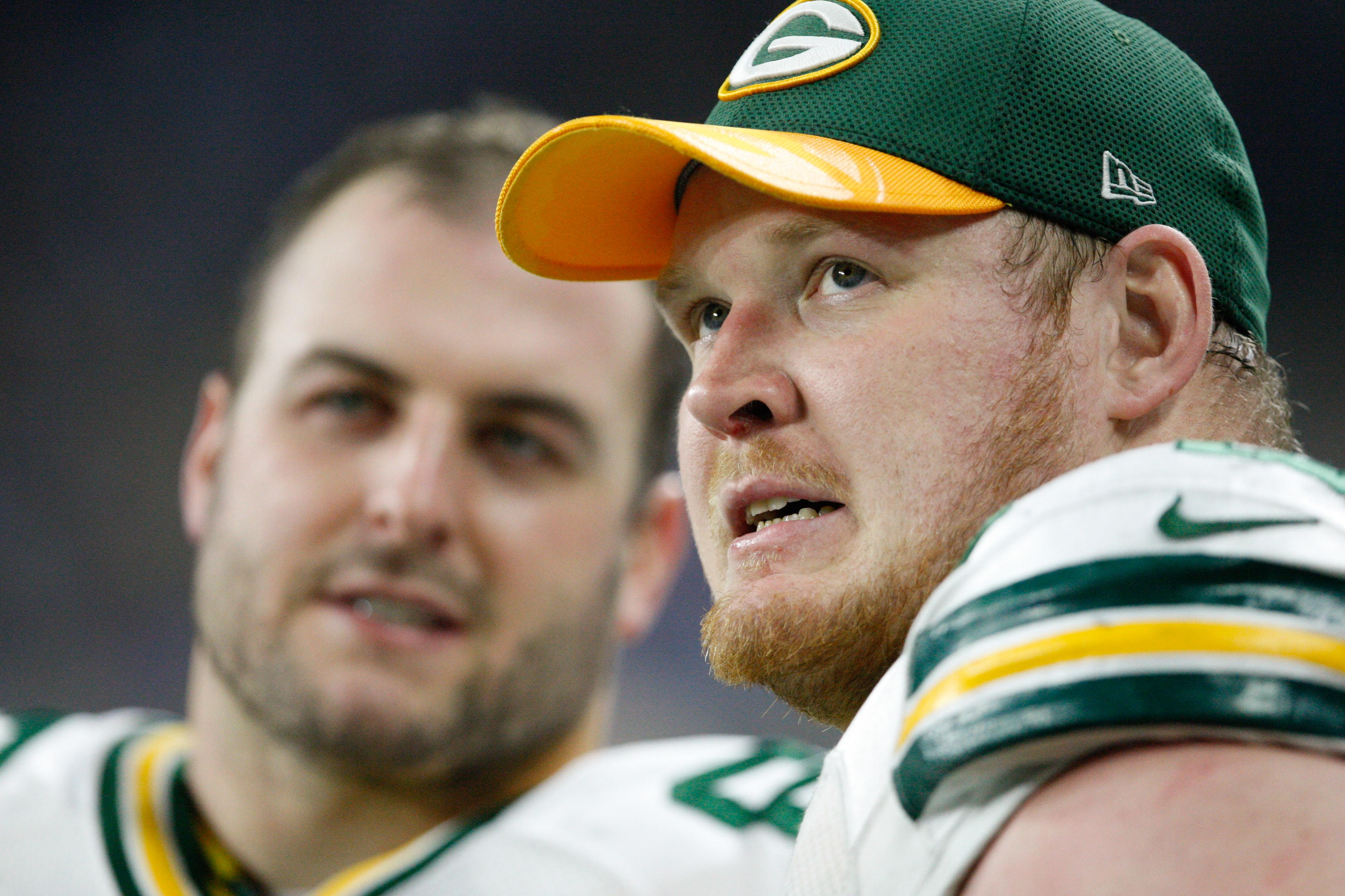 Green Bay Packers The top free agent to re sign is T J Lang
