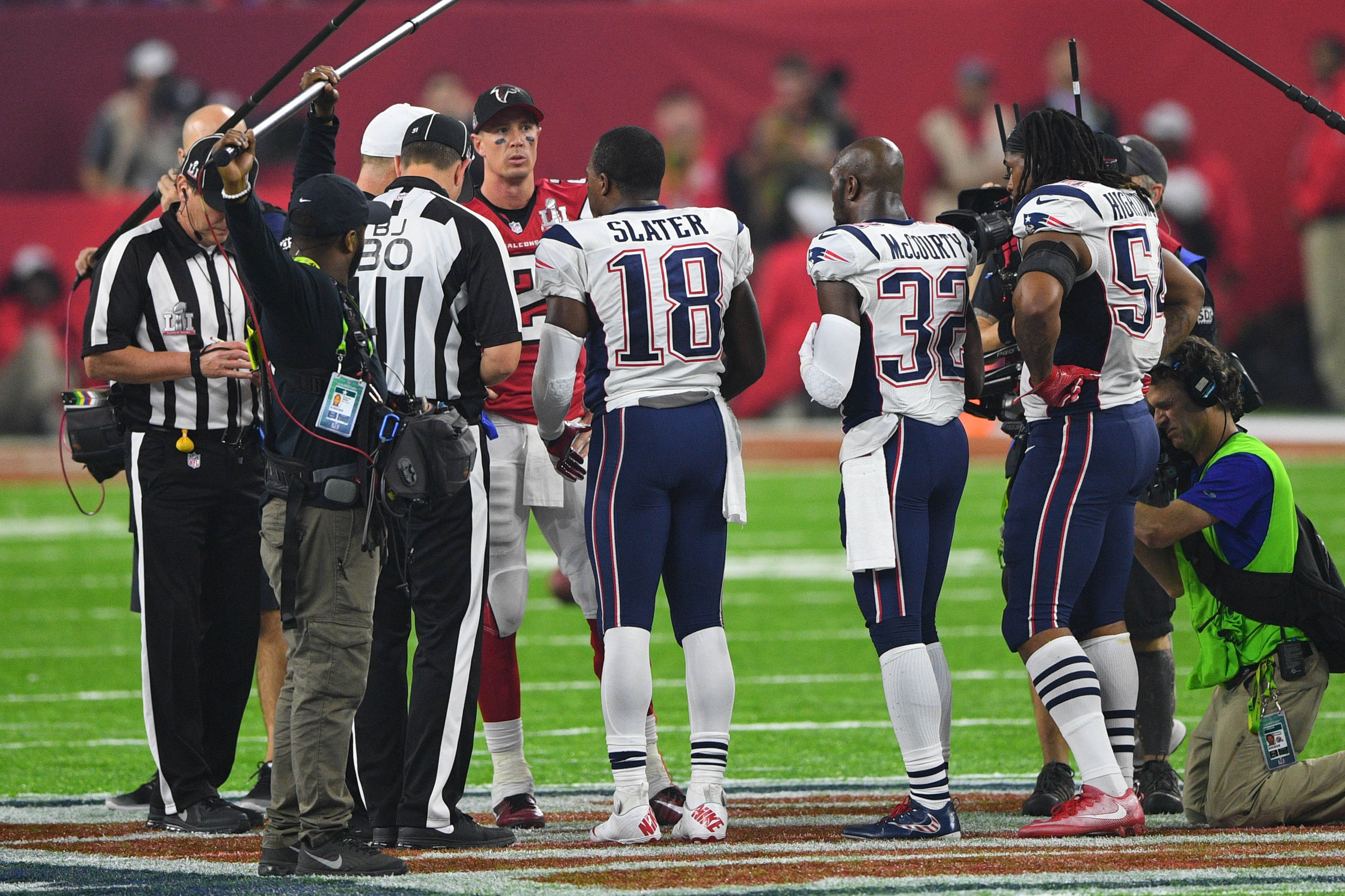 Super Bowl 51 The Play Of The Game Was The Overtime Coin Toss Page 2